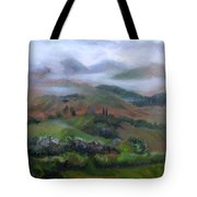 The French Pyrenees Tote Bag
