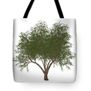 The French Tamarisk Tree Tote Bag