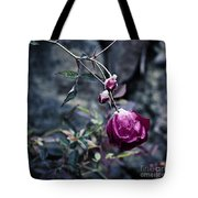 The Friday The 13th Rose Tote Bag