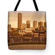 The Friendly Confines Tote Bag