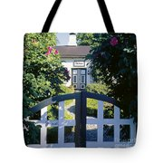 The Front Garden Tote Bag