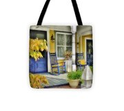 The Front Porch 2 Tote Bag
