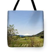 The Fruits Of  Mount Hood Tote Bag