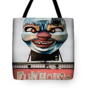 The Funhouse Tote Bag
