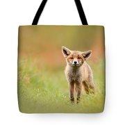 The Funny Fox Kit Tote Bag
