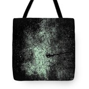 The Galaxy B W  Tote Bag