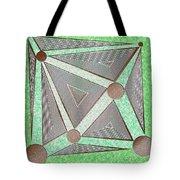 The Gamble Tote Bag