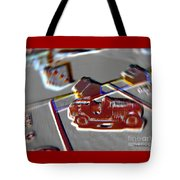 The Game - Monopoly Tote Bag