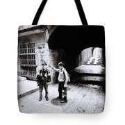 Execution  Tote Bag
