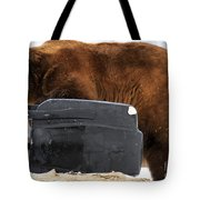 The Garbage Man Tote Bag
