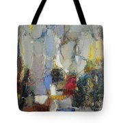 The Garden Of Eden Tote Bag