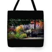 The Garden Of Life Tote Bag