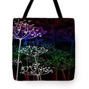 The Garden Of Your Mind Rainbow 2 Tote Bag