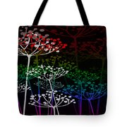 The Garden Of Your Mind Rainbow 3 Tote Bag