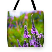 The Garden Palette Tote Bag