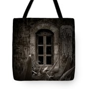 The Garden Window Tote Bag