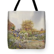 The Gardens At Chequers Court Tote Bag