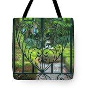 The Gate Keeper Tote Bag