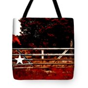 The Gate To Texas  Tote Bag