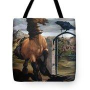 The Gatekeeper Tote Bag