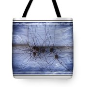 The Gathering - Long Leg Spiders Tote Bag