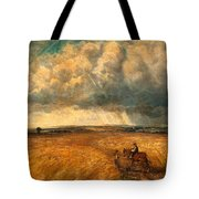 The Gathering Storm, 1819 Tote Bag by John Constable