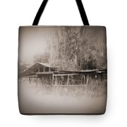 The Gator Hole Tote Bag