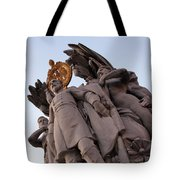 General George Meade Memorial -- The Front Tote Bag