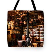 The General Store In My Basement Tote Bag