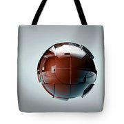 The Generator Tote Bag by Adam Vance