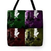 The Genius Times 4 Tote Bag