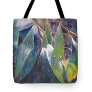 The Gentle Rain Tote Bag