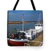 The George Campbell  Tote Bag