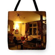 The George Inn Middle Wallop Tote Bag