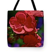 The Geraniums Tote Bag