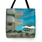 The Getty Panel 1 Tote Bag