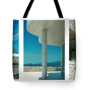 The Getty Triptych Tote Bag