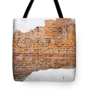 The Ghost Behind The Wall Tote Bag