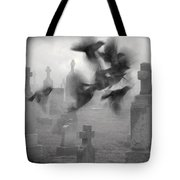 The Ghost Birds Tote Bag
