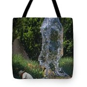 The Ghost Of Gardeners Past Tote Bag