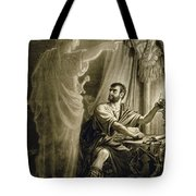 The Ghost Of Julius Caesar, In The Play Tote Bag