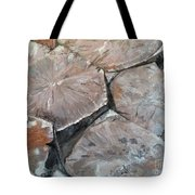 The Giant's Causeway Tote Bag