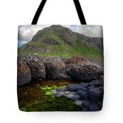 The Giant's Causeway - Peak And Pool Tote Bag