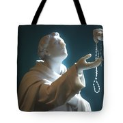 The Gift Of A Rosary Tote Bag