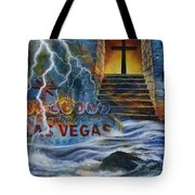 The Gift Called Grace Tote Bag