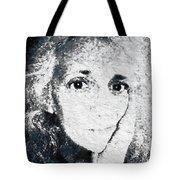 The Gingerbread Girl Tote Bag