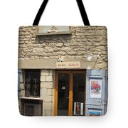 The Girl At The Window Tote Bag