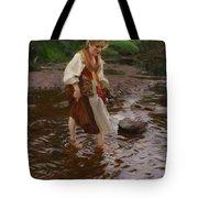 The Girl From Alvdalen Tote Bag