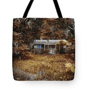 The Girl Left Behind Tote Bag
