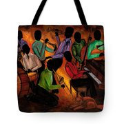 The Gitdown Hoedown Tote Bag